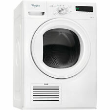 Whirlpool DDLX80114 8kg Freestanding Condenser Dryer - 2 Year Guarantee - NEW