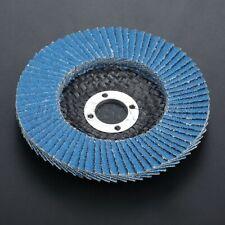 Angle Grinder Flap Sanding Disc Wheel 80 Grit Sandpaper Polishing Accessories