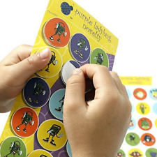 30 Scratch & Sniff Reward Stickers for Kids&Teachers- 2 Different Awesome Smells
