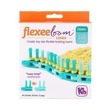 Knitting Board Flexee Loom Links Chunky 36 links 72 pegs Kb5090