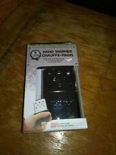 NEW ZIPPO 40321 HIGH POLISHED CHROME REUSABLE HAND WARMER 7022957 NIB