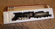 Tyco Chattanooga Locomotive Engine 638 & Tender Car HO Scale in Original Box