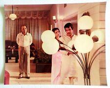 Rare Bollywood Poster - Jeetendra - Dimple Kapadia - Om Shivpuri - 20 X 16 inch