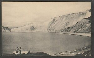 Postcard Worbarrow Bay nr Tyneham Dorset by Chaffey of West Lulworth