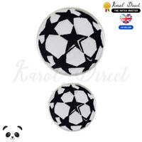 Football Sport Embroidered Iron On /Sew On Patch Badge For Clothes etc