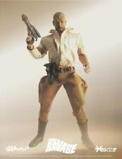 DOC SAVAGE SILVER AGE EDITION 1/6 SCALE ACTION FIGURE GO HERO EXECUTIVE REPLICAS