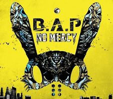 New B.A.P NO MERCY First Limited Edition Type A CD DVD Card Japan F/S KIZM-277