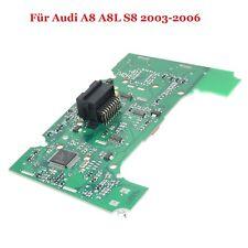 Für Audi A8 A8L S8 03-06 MMI 2G Multimedia Steuerplatine Navigation 4E2919612