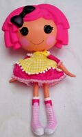Lalaloopsy Doll - 2009 - 29510KIE . Pink Hair With Clothes  Used