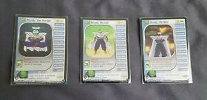 DBZ Dragon Ball Z CCG Piccolo Personality Set Foil Limited LP Trunks Reforged