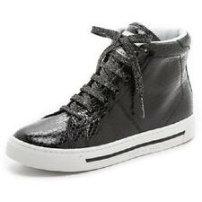 Marc By Marc Jacobs Fashion Sneaker Black Womens 40 Euro / 10 M US - MSRP $288