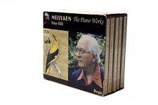 Olivier Messiaen Piano Works Regis RRC 7001 Peter Hill 7-CD Set