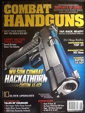 Combat Handguns Magazine June 2014