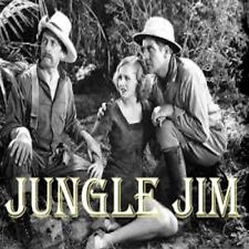 Jungle Jim Old Time Radio Shows - 433 MP3s on DVD + Buy 3 Get 1 FREE