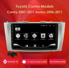"9"" Head unit for Toyota Camry Aurion  2006-2011 - Android 10 - Car GPS Stereo"