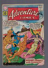 DC Comics Adventure Comics No 291 Dec 1961 12c USA