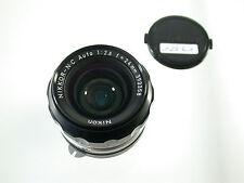 NIKON non-Ai MF 2,8/24 24 24mm F2,8 2,8 Nikkor N.C dream top /17
