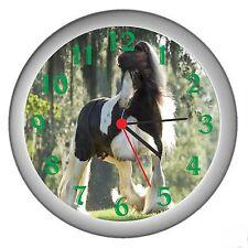 Magnific Horse Room Decor Wall Clock
