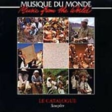 Various Artists : Musique Du Monde: Sampler CD