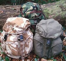 GENUINE FORCES BCB 25L DAY SACK PACK RUCKSACK OG GREEN CAMO DESERT SAS RM TA SF