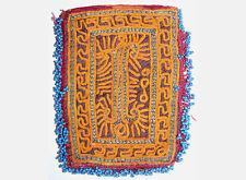 antike afghan Nomaden gestickte Geldbeutel beutel bag Portemonnaie Geldbörse N17