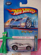 2005 #5 FE Hot Wheels '63 CORVETTE STING RAY 1963 #025/25∞Silver w/PINK∞First Ed