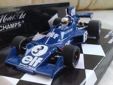 Voitures de courses miniatures pour Tyrrell