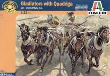 Italeri  Gladiators with Quadriga 1st - 2nd Century A.D. # 6874 1/32