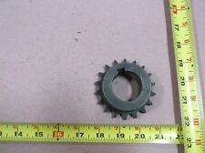 MARTIN 40BS18 Industrial Sprocket, 1-7/16 Bore