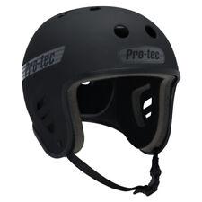 Protec Full Cut Helmet Matte Black Xl