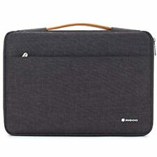 NIDOO 14 inch Laptop Sleeve Case Water Resistant Notebook Bag Protective Carryin