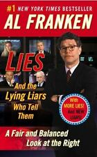 Lies: And the Lying Liars Who Tell Them by Al Franken (English) Paperback Book