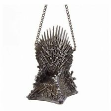 Game of Thrones New * 3-Inch Iron Throne Ornament * Resin Holiday Ornament