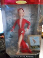 1997 Marilyn Monroe As Barbie Gentleman Prefer Blondes Red Hollywood 17452 new