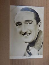 Film Star Postcard Claude Allister Film Weekly 112. Real Photo unposted