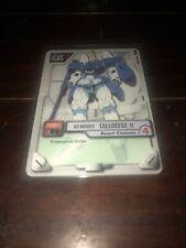 2000 Gundam MS War Trading Card Game Ms-015 Tallgeese ll Bean Cannon