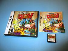 Neopets Puzzle Adventure Nintendo DS Lite DSi XL 3DS 2DS w/Case & Manual