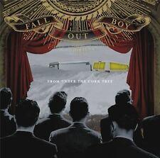 Fall Out Boy - from under the Corcho Árbol - CD ÁLBUM Dañado FUNDA