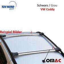 Dachträger Gepäckträger Alu Grau VW Caddy III Caddy IV Elegance mit TÜV ABE