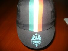 BIANCHI CYCLING CAP ITALIA HAT CAP POLYESTER SUBLIMATED UV RAY PISTA ITALIAN CAP