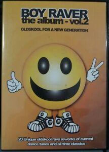 Boy Raver - The Album Vol 2 Oldskool For A New Generation OLDSKOOL RETRO PIANO