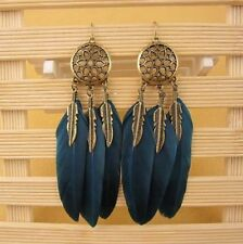 Unbranded Feather Religious Fashion Earrings