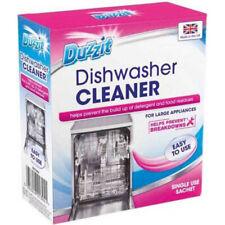 Duzzit Dishwasher Cleaner Freshener Powder Limescale & Detergent Remover 5g 1Pk