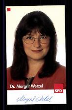 Margit Karlsbad AUTOGRAFO MAPPA ORIGINALE FIRMATO # BC G 12365