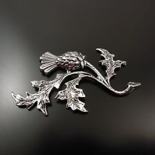 20pcs Antiqued Silver Vintage Alloy Thistle Phoenix Fly Pendant Charms 32136