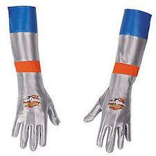 Power Rangers Operation Overdrive Mercury Ranger Gloves Costume New size Child