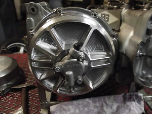 CNC Umbaukit auf Kupplungsdeckel Hydraulisch ALU 5083 Honda CB 750/900/1100 F&R