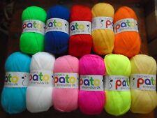 PATO everyday DK wool, 100g balls knitting/crochet