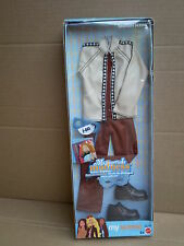 Barbie MY SCENE Boy Doll Fashion Vestito Da Ballo in Maschera FOLLIA Rock Star Mattel 2004