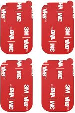 3M VHB Sticky Adhesive Pads Replacement Mounting Tape 4 PCS,APPS2Car Dashboar...